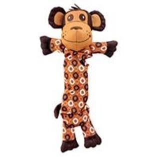 Stretchezz Monkey Dog Toy