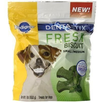 Pedigree Dentastix  Fresh Biscuit Large 1 lb (1/19) (T.C4)