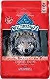 Blue Buffalo Wilderness Grain Free Adult Small Breed Healthy Weight Chicken Dry Dog Food 11 lb