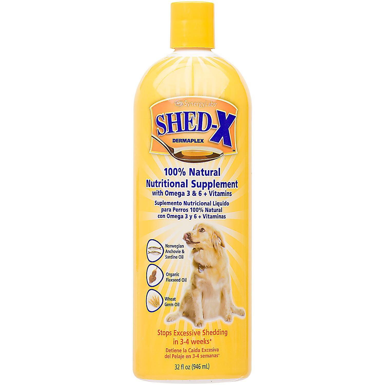Shed-X Dermaplex Liquid Supplement for Dogs (16 fl. oz.) (3/19) (O.C2/PR)