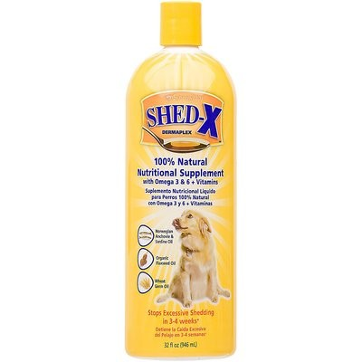 Shed-X Dermaplex Liquid Supplement for Dogs (16 fl. oz.) (3/19) (O.C2/PR)