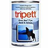 Tripett Can Dog & Cat Beef Tripe/Duck/Salmon 13 oz SINGLE CAN (5/17)