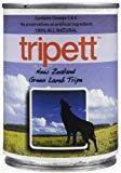 Tripett New Zeland Green Lamb Tripe Grain-Free Canned Dog Food 13 oz SINGLE CAN (5/18)