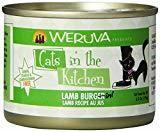 Weruva Cats in the Kitchen Lamb Burgini 6oz 24 Case (11/20) (A.I4)