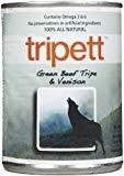 Tripe New Zealand Venison Tripe Wet Dog Food 13 OZ SINGLE CAN (5/18)