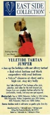 Tartan Jumper - SMALL/MEDIUM (B.125) (APPAREL)