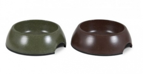 Petmate Eco Pet Bowl - 28 OUNCE - EARTH FOREST GREEN (B.D8)