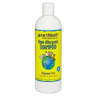 Earthbath Hypo-Allergenic Totally Natural Pet Shampoo (16 fl. oz.) (O.Z3/PR)