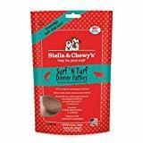 Stella & Chewy's Freeze Dried Surf 'N Turf Dinner Dog 6oz bag (6/18) (T.A5)