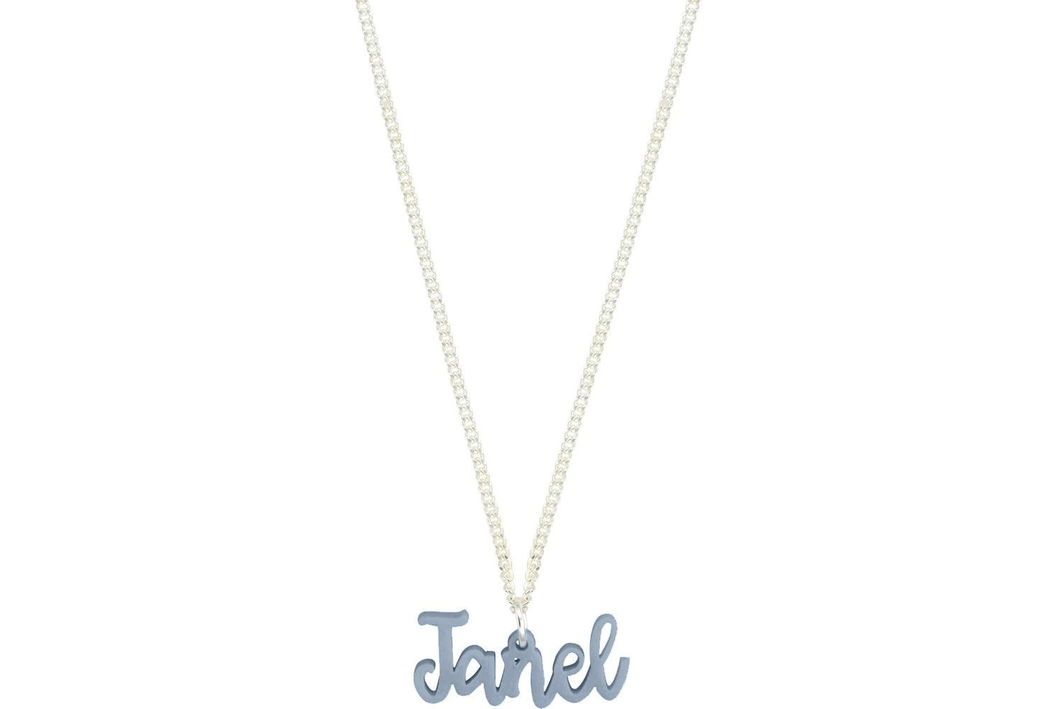 Name Style 1 with Chain Necklace