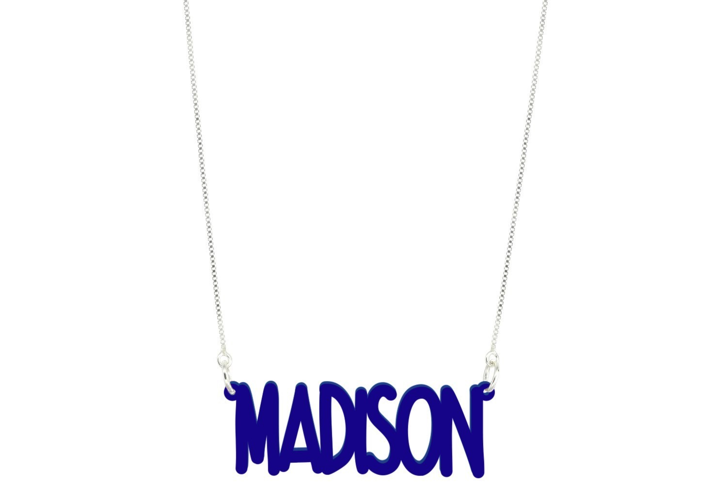 Name Style 2 with Duo Necklace