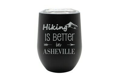 Hiking Customized with City/Location Insulated Tumbler