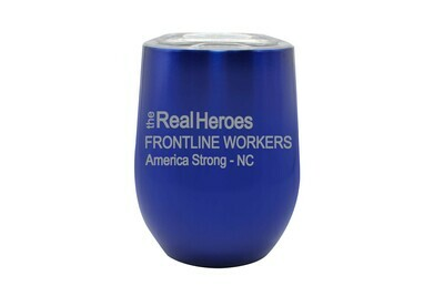 The Real Heroes (Customize Occupation & State)  Insulated Tumbler