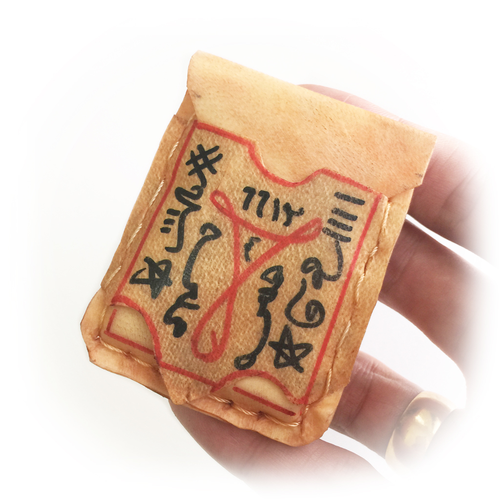 Kebatinan Talisman with Magical Spells