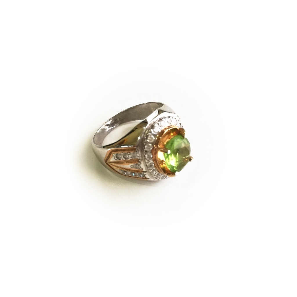 Natural Peridot Gemstone