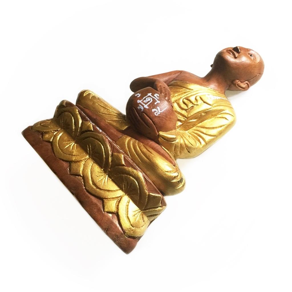 Phra Upakut Bucha Statue