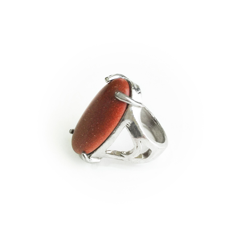 Jasper Gem Ring