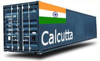 Inde Calcutta groupage maritime