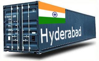 Inde Hyderabad groupage maritime