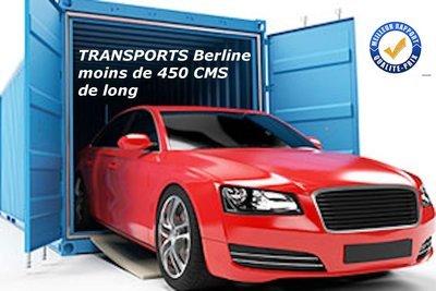 Déménagement / Transport RÉUNION Voiture Berline