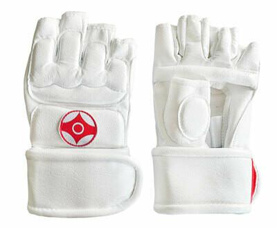 Перчатки для каратэ Киокуcинкай (натуральная кожа) Вид 4