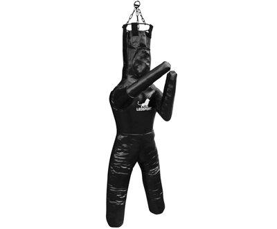 Манекен для бокса и борьбы Леонард «Стандарт» (тент 700 гр/м2)