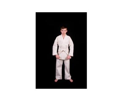 Кимоно для рукопашного боя подростковое с поясом в комплекте