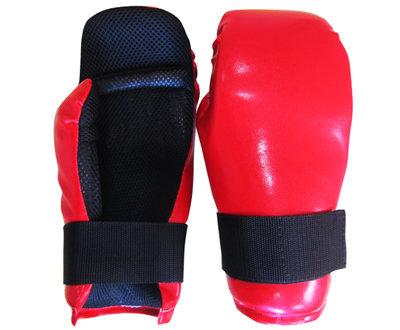 Перчатки для тхэквондо (кожзаменитель)