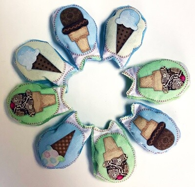 Frozen Treats Mini-Nips