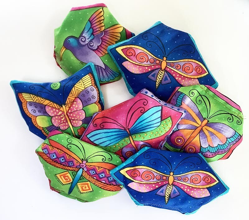 Colorful Creatures - Laurel Burch