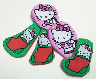 It's a Hello Kitty Christmas