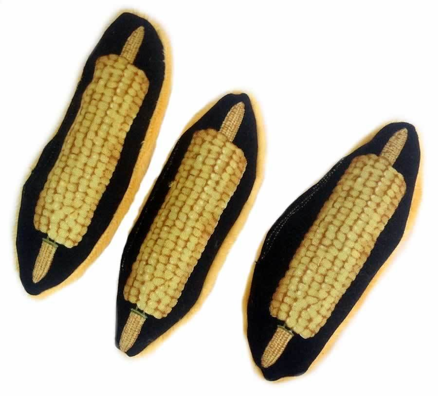 Corn on the Cob Catnip Toy