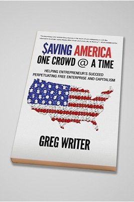 Saving America One Crowd at a Time | Paperback