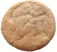 Bumzy's Ginger Cookie