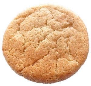Bumzy's Snickerdoodle Cookie