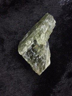 Green Kunzite (raw)