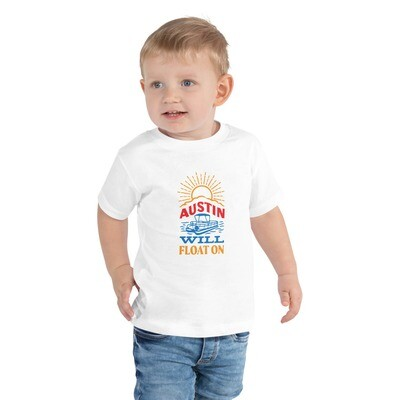 Austin Will Float On Toddler Tee