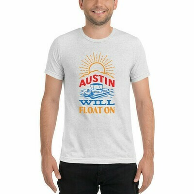 Austin Will Float On Tee