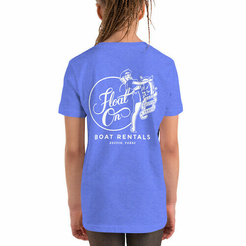 Float On Classic Youth Tee