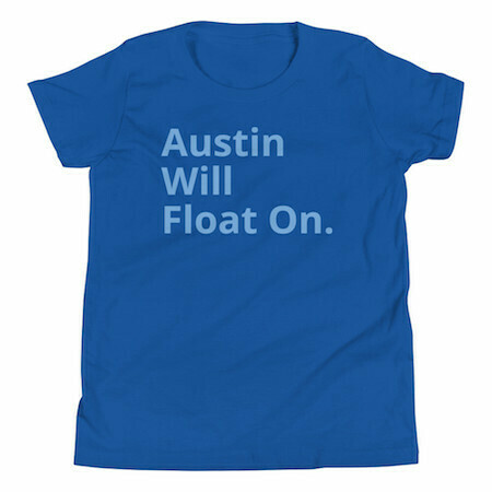 Austin Will Float On Youth Tee