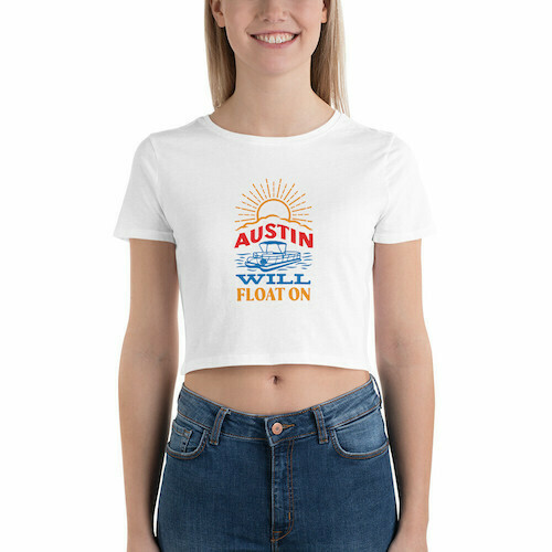 Austin Will Float On Crop Top
