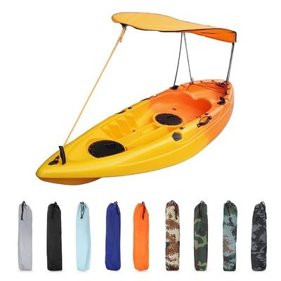 Appalachian Outfitters Ga  Kayak Boat Canoe Sun Shade Canopy for Single Person