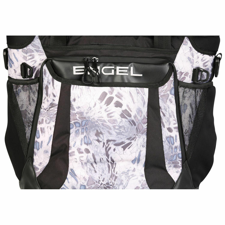 Engel High Performance Backpack Cooler Silver Mist Camo