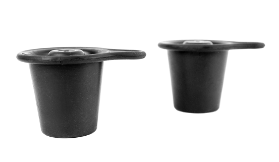 YAK ATTACK UNIVERSAL SCUPPER PLUGS MED/LARGE