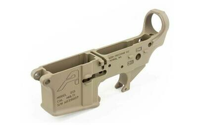 Aero Presicion Stripped Multi-Cal Lower FDE  ******* ​No Shipping in store pickup only**********