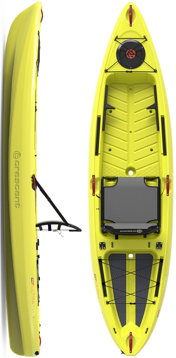 Crescent Ultralite 10.2 Citron ******Store pickup only No Shipping ****​
