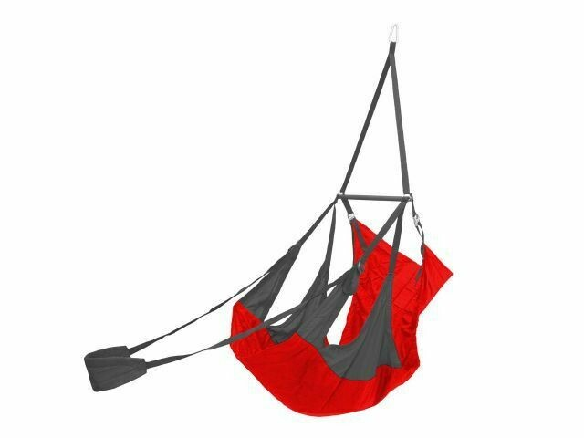Eno Airpod Hanging Chair Red / Charcoal