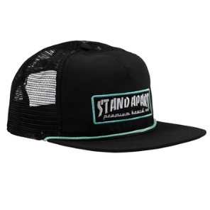 Bote Black Trucker Hat