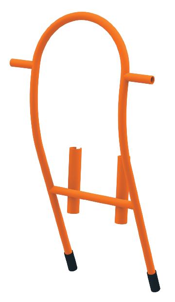 Bote Tackle Rack Orange