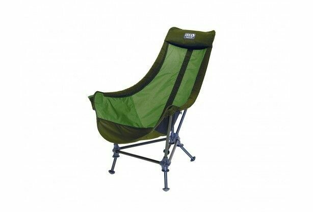 Eno Lounger DL Chair Olive / Lime